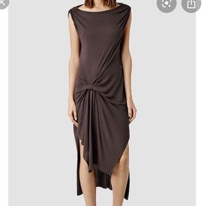 All Saints Riviera Dress Size Small